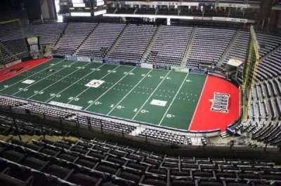 Jacksonville Veterans Memorial Arena, section: 318, row: G, seat: 7