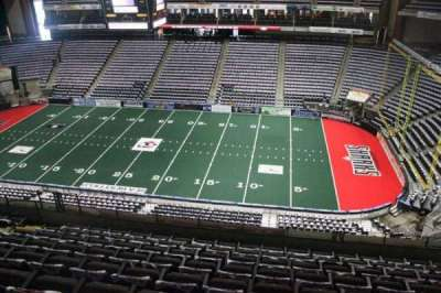 Jacksonville Veterans Memorial Arena, section: 319, row: G, seat: 8