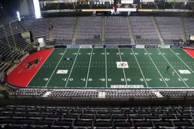 Jacksonville Veterans Memorial Arena, section: 321, row: F, seat: 10