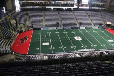 Jacksonville Veterans Memorial Arena, section: 322, row: F, seat: 9