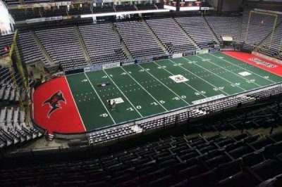 Jacksonville Veterans Memorial Arena, section: 323, row: K, seat: 9