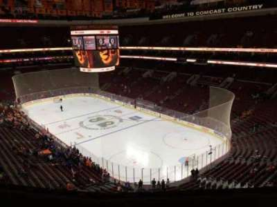 Wells Fargo Center section 205