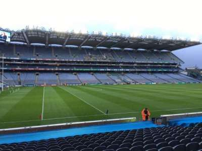 Croke Park, section: 310, row: R, seat: 5