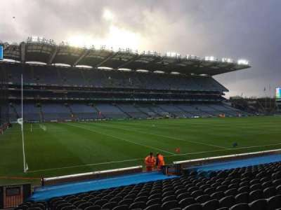 Croke Park, section: 311, row: R, seat: 11