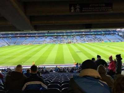 Croke Park, section: 406, row: We, seat: 4
