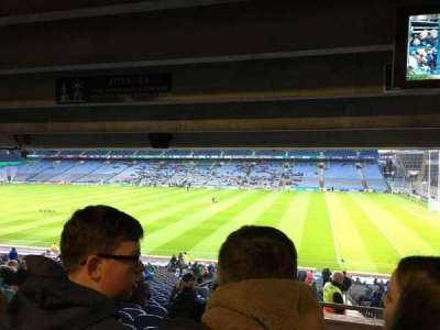 Croke Park, section: 402, row: Ww, seat: 5