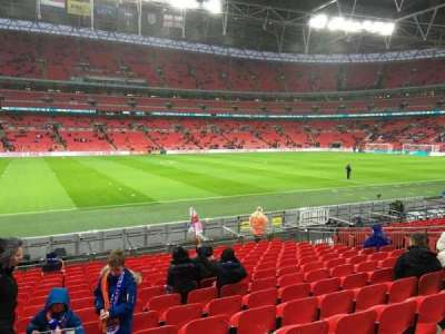 Wembley Stadium, section: 104, row: 16, seat: 15