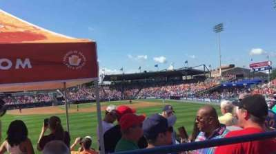 FirstEnergy Stadium (Reading), section: Coors Light Deck