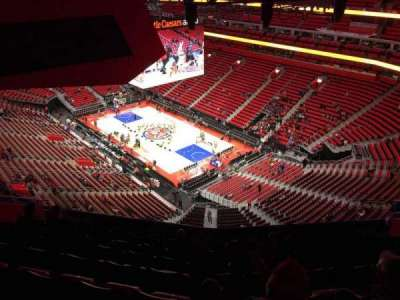 Little Caesars Arena, section: 222, row: 11, seat: 13