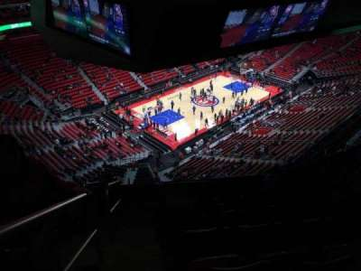 Little Caesars Arena, section: 230, row: 11, seat: 27