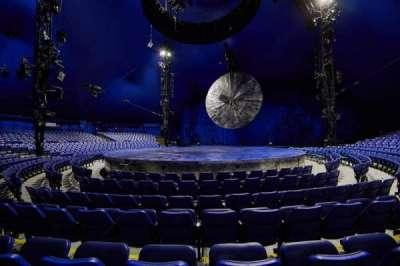 Cirque Du Soleil - Luzia, section: 102