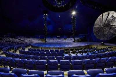 Cirque Du Soleil - Luzia, section: 104