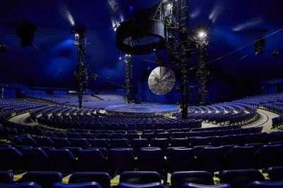 Cirque Du Soleil - Luzia, section: 202