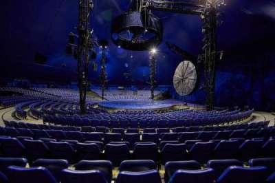 Cirque Du Soleil - Luzia, section: 204