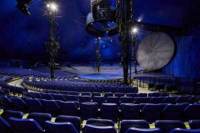 Cirque Du Soleil - Luzia, section: 206