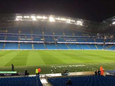 Etihad Stadium (Manchester), section: 128, row: Z, seat: 770