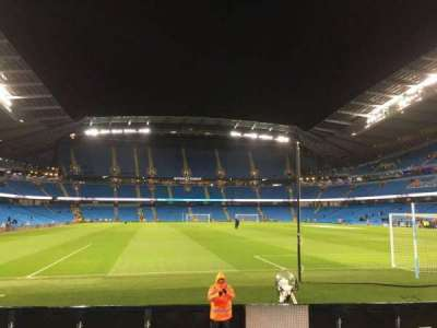Etihad Stadium (Manchester), section: 138, row: H, seat: 172