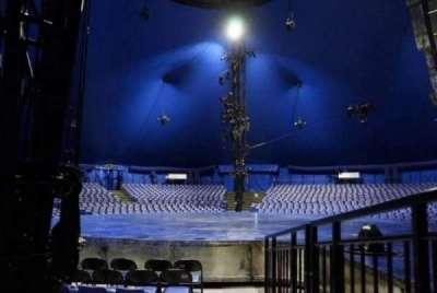 Cirque Du Soleil - Luzia, section: 106