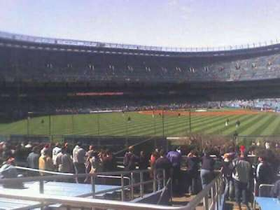 Old Yankee Stadium, section: 55, row: 41, seat: 20