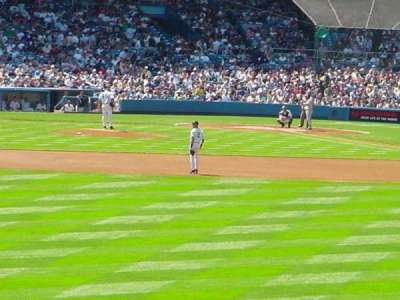 Old Yankee Stadium, section: 57, row: F, seat: 15