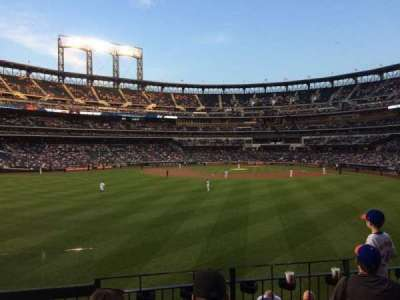 Citi Field, section: 137, row: 4, seat: 24