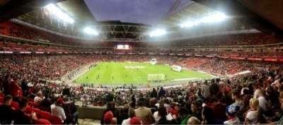 Wembley Stadium, section: 113, row: 44, seat: 41