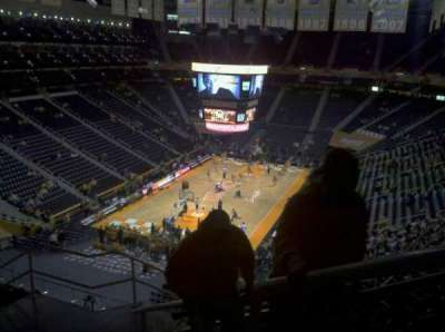 Thompson-Boling Arena, section: 327a, row: 7, seat: 1