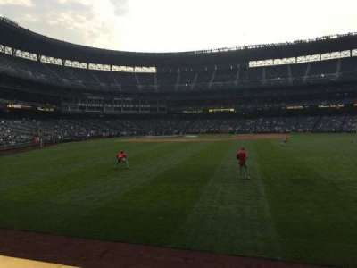 Safeco Field, section: 107, row: 23, seat: 18