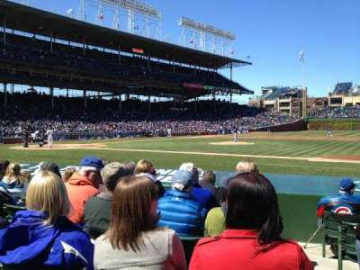 Wrigley Field, section: 31, row: 7, seat: 101