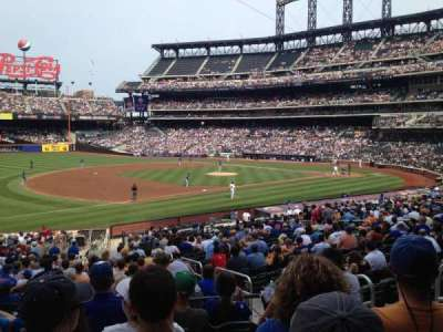 Citi Field, section: 125, row: 27, seat: 6