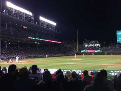 Wrigley Field, section: 30, row: 9, seat: 106