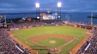 AT&T Park section VR315