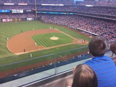 Citizens Bank Park, section: 327, row: 2, seat: 20