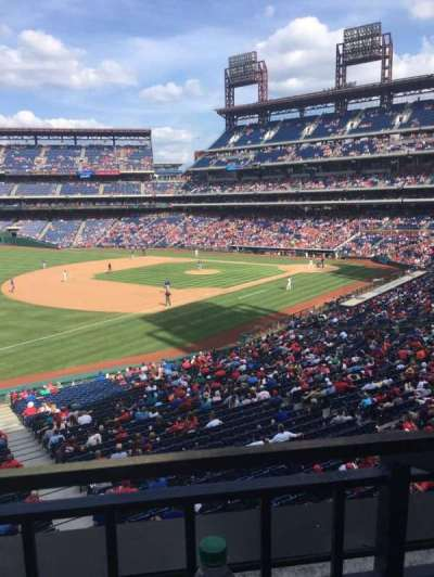Citizens Bank Park, section: Suite 9, row: 1, seat: 4