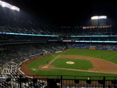 Citi Field, section: 412, row: 4, seat: 7