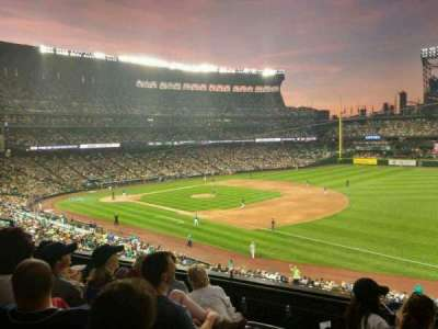 Safeco Field, section: 217, row: 5, seat: 2