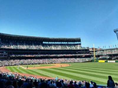 Safeco Field, section: 112, row: 25, seat: 2