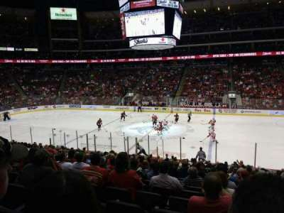 Gila River Arena, section: 128, row: s, seat: 4