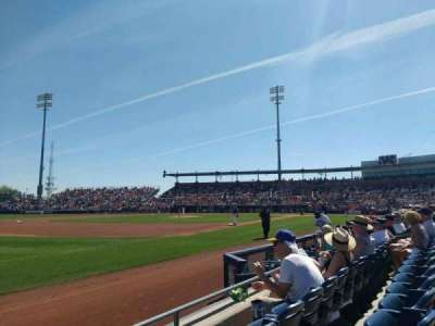Peoria Sports Complex, section: 119, row: e, seat: 17