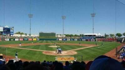 Surprise Stadium, section: 100, row: r, seat: 7