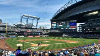 Safeco Field, section: 128, row: 26, seat: 12