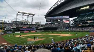 Safeco Field, section: 128, row: 26, seat: 11