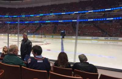 Honda Center, section: 221, row: D, seat: 10