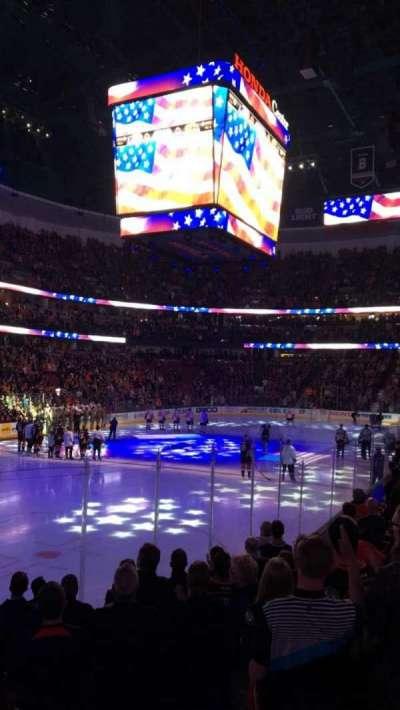 Honda Center, section: 226, row: K