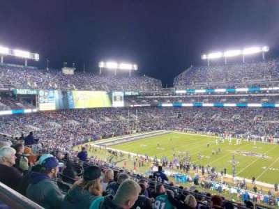 M&T Bank Stadium, section: 225, row: 10, seat: 2