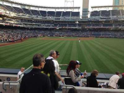 PETCO Park, section: 133, row: 4, seat: 1