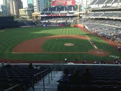 PETCO Park, section: 206, row: 14, seat: 20