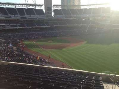 PETCO Park, section: 221, row: 13, seat: 22