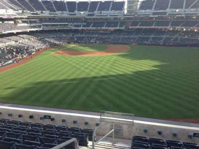 PETCO Park, section: 235, row: 8, seat: 1
