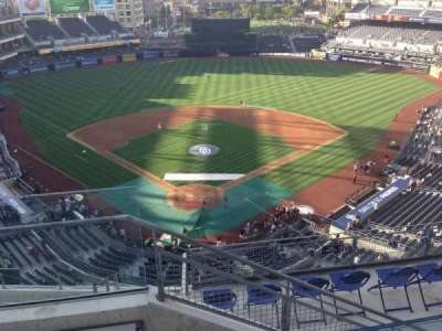 PETCO Park, section: 301, row: 10, seat: 1